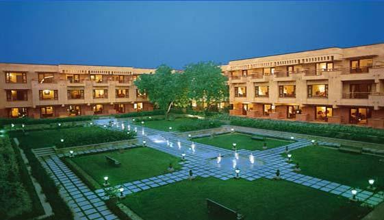 Hotel Clarks Shiraz Agra 54 Taj Road Uttar Pradesh